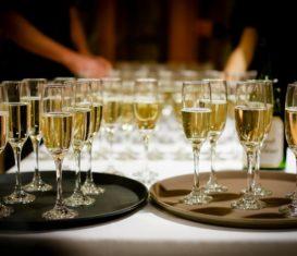 Le champagne: un délice très prisé, même (et surtout) à l'étranger !